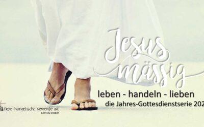 Jesusmässig